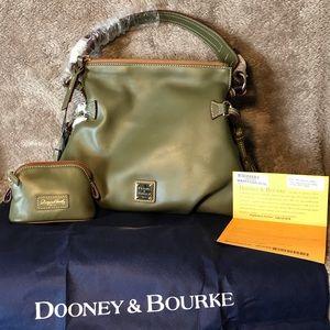 Dooney & Bourke Teagan Bag w/ Accessories
